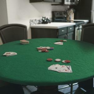 panno tavolo poker